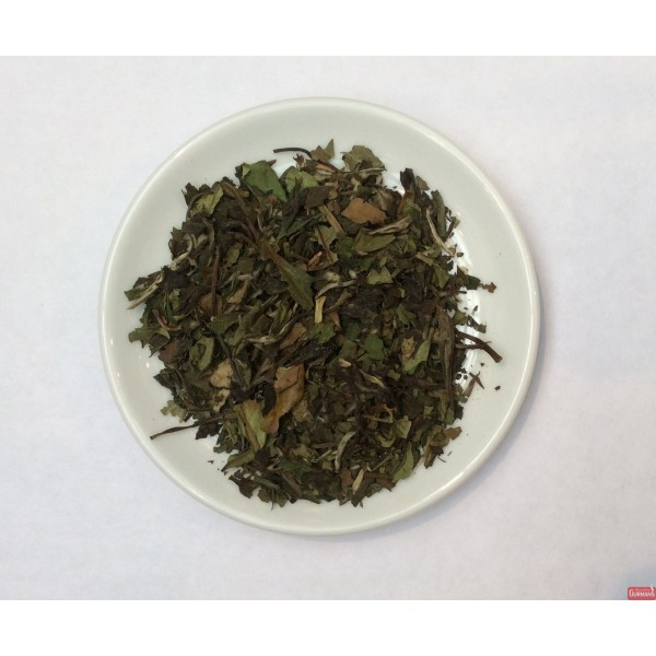 MORNING DEW WHITE TEA WITH MINT