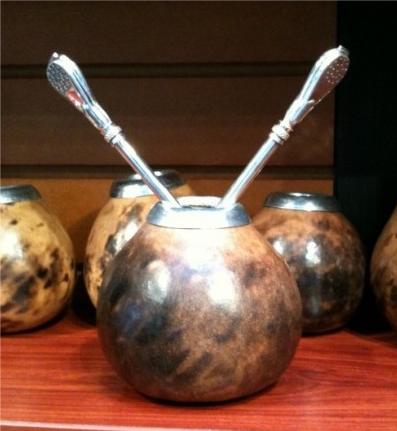 MATE DRINKING STRAW - BOMBILLA FOR MATE TEA