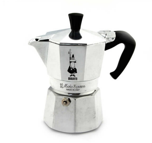 Bialetti Moka Express Coffee Maker - 1 Cup