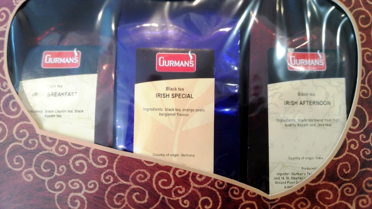 Irish Tea Special Selection