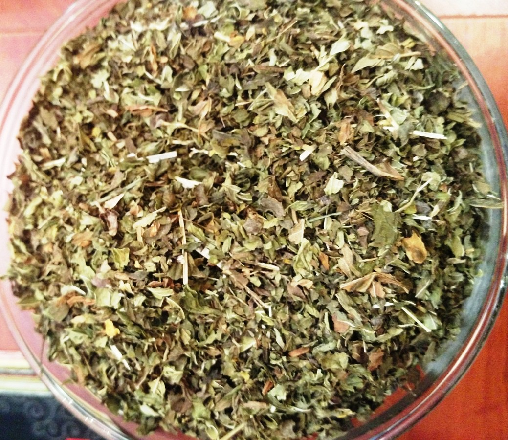 Herbal Mint Leaf Tea