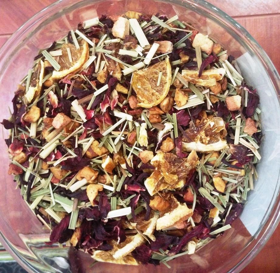 Fruit tea ' Fruit Paradise'