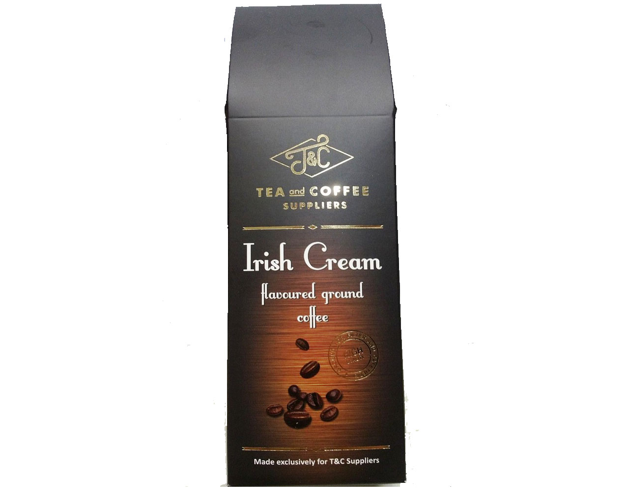 ​IRISH CREAM flavored ready ground coffee 125 gr