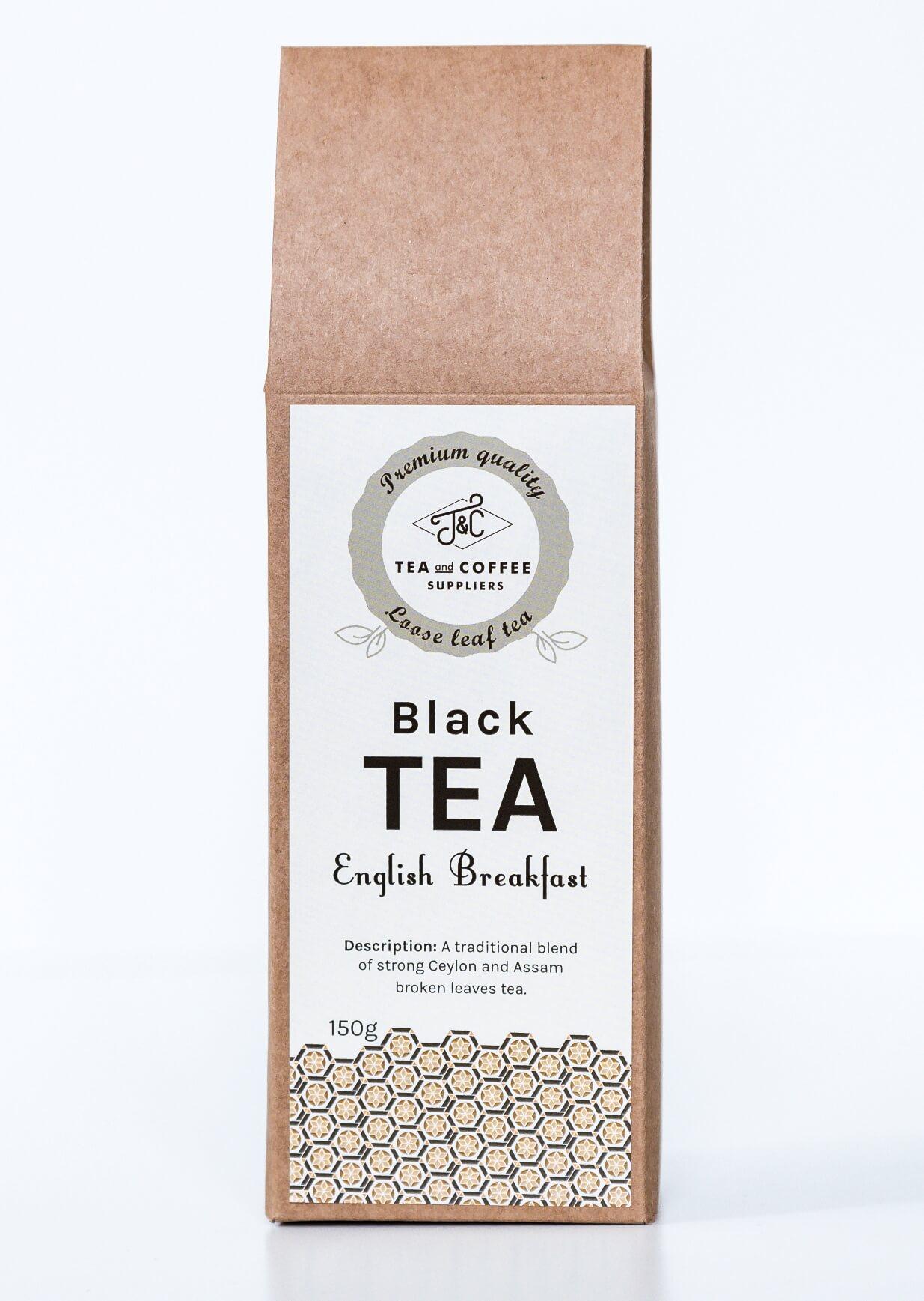 T&C English Breakfast Tea