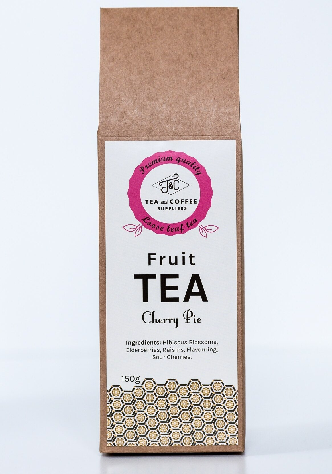 T&C Cherry Pie Fruit Tea