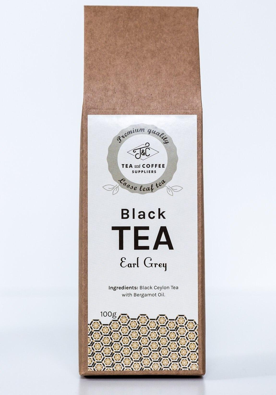 T&C Flavoured Black Tea 'Earl Grey'