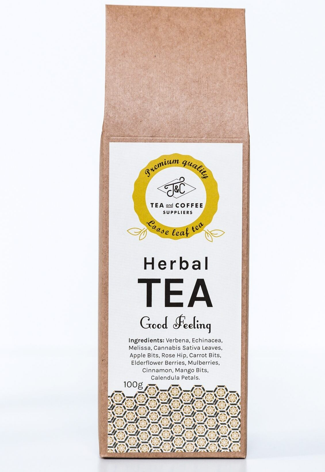 T&C Herbal Tea 'Good Feeling'