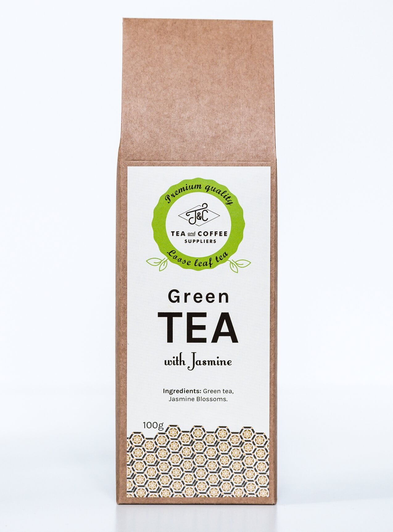 T&C Green Tea with Jasmine
