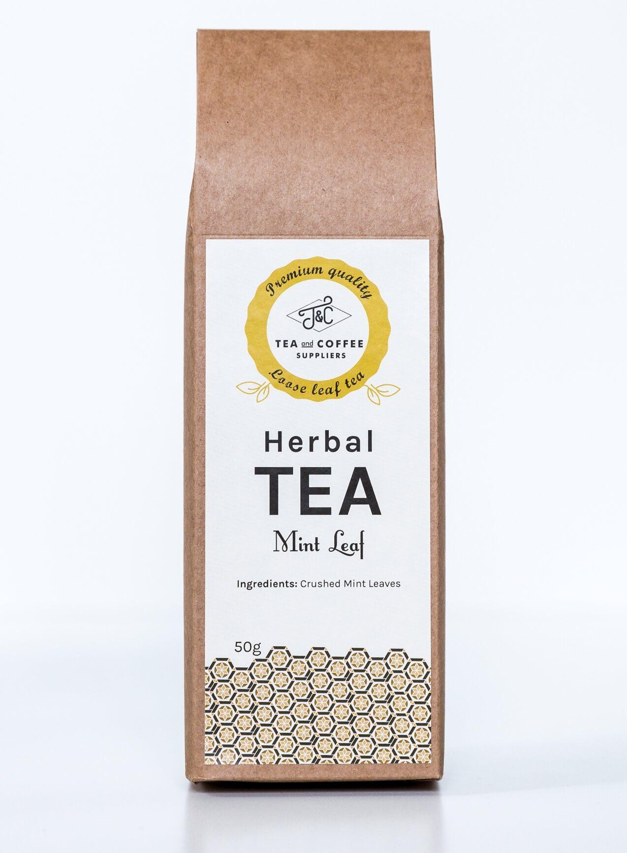 T&C Herbal Tea Mint Leaf