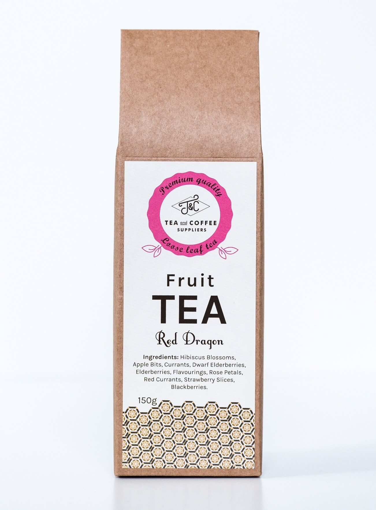 T&C Fruit Tea Red Dragon