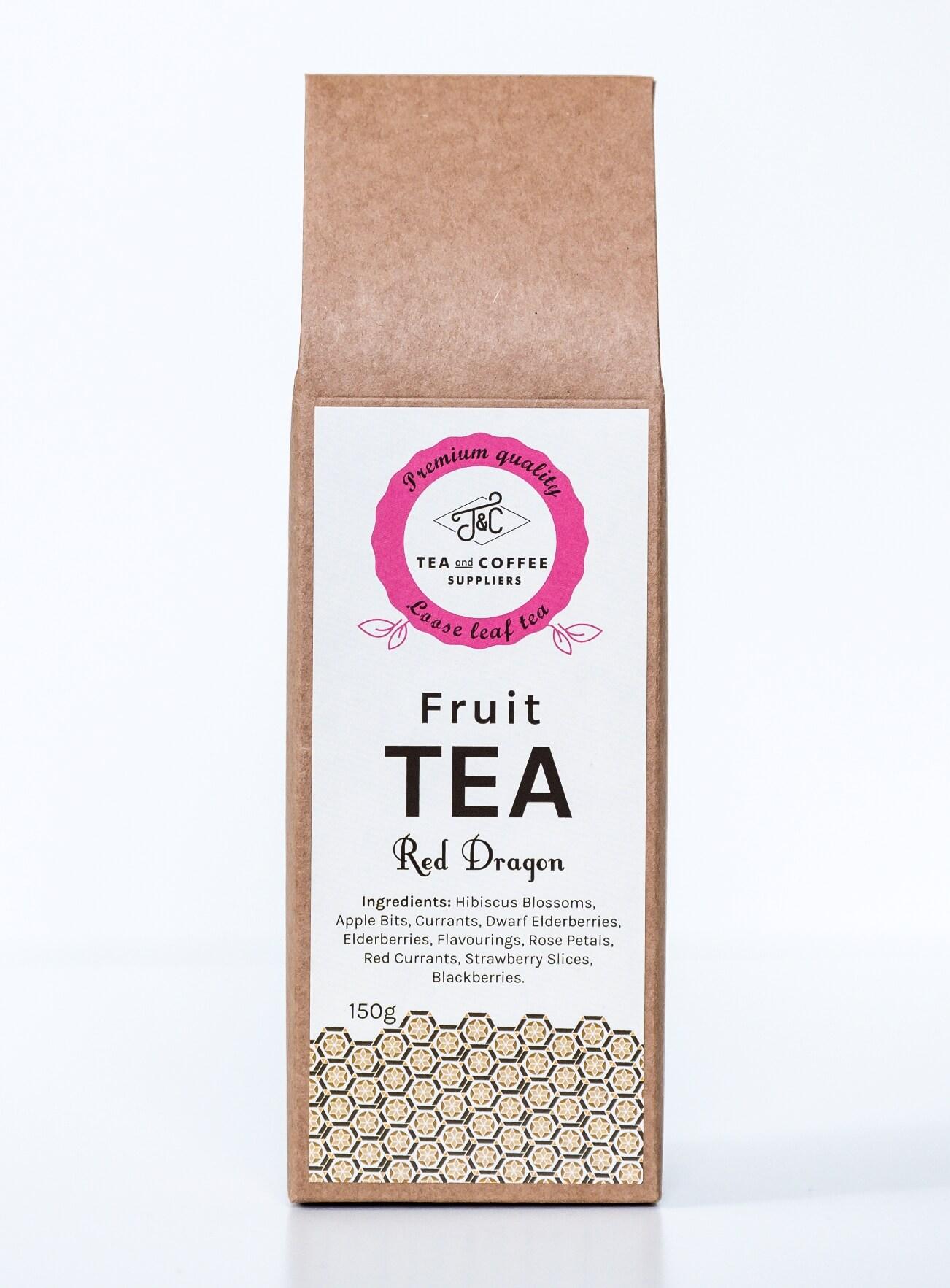 T&C 'Red Dragon' Fruit Tea