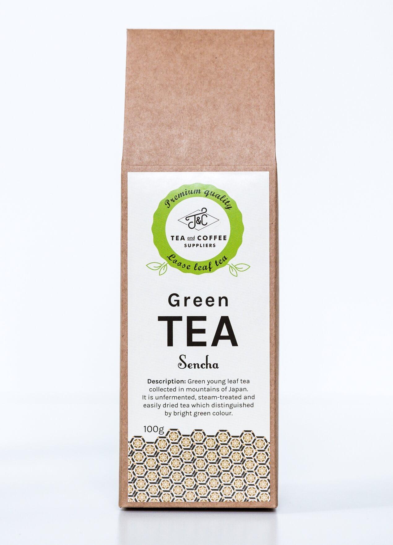 T&C Green Tea Sencha