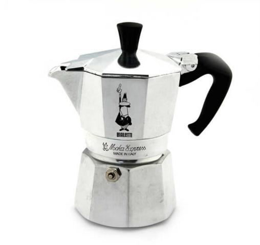 Bialetti Moka Express Coffee Maker - 3 Cups