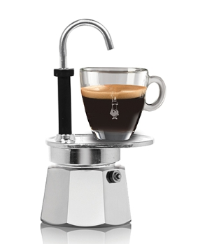 Bialetti Mini Express Coffee Maker - 1 Cup