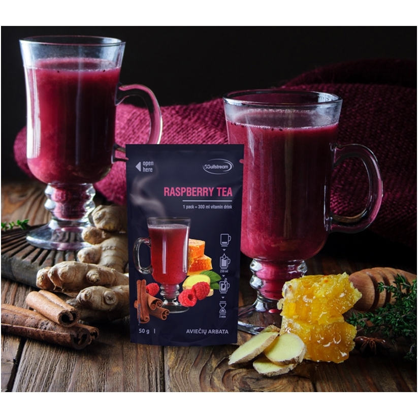 Gulfstream Raspberry Tea