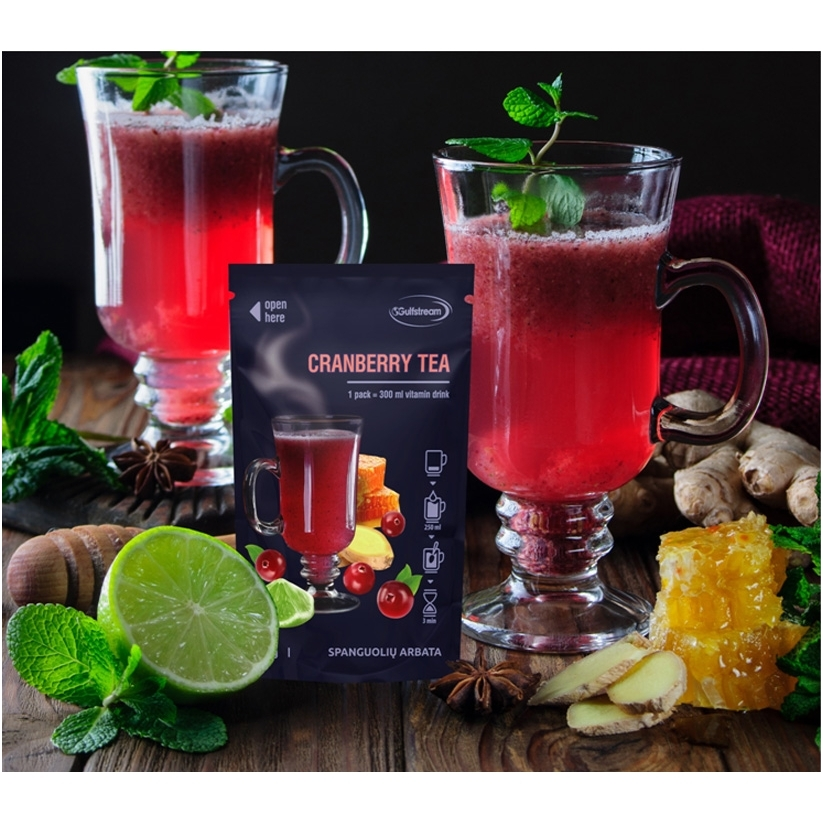 Gulfstream Cranberry Tea​