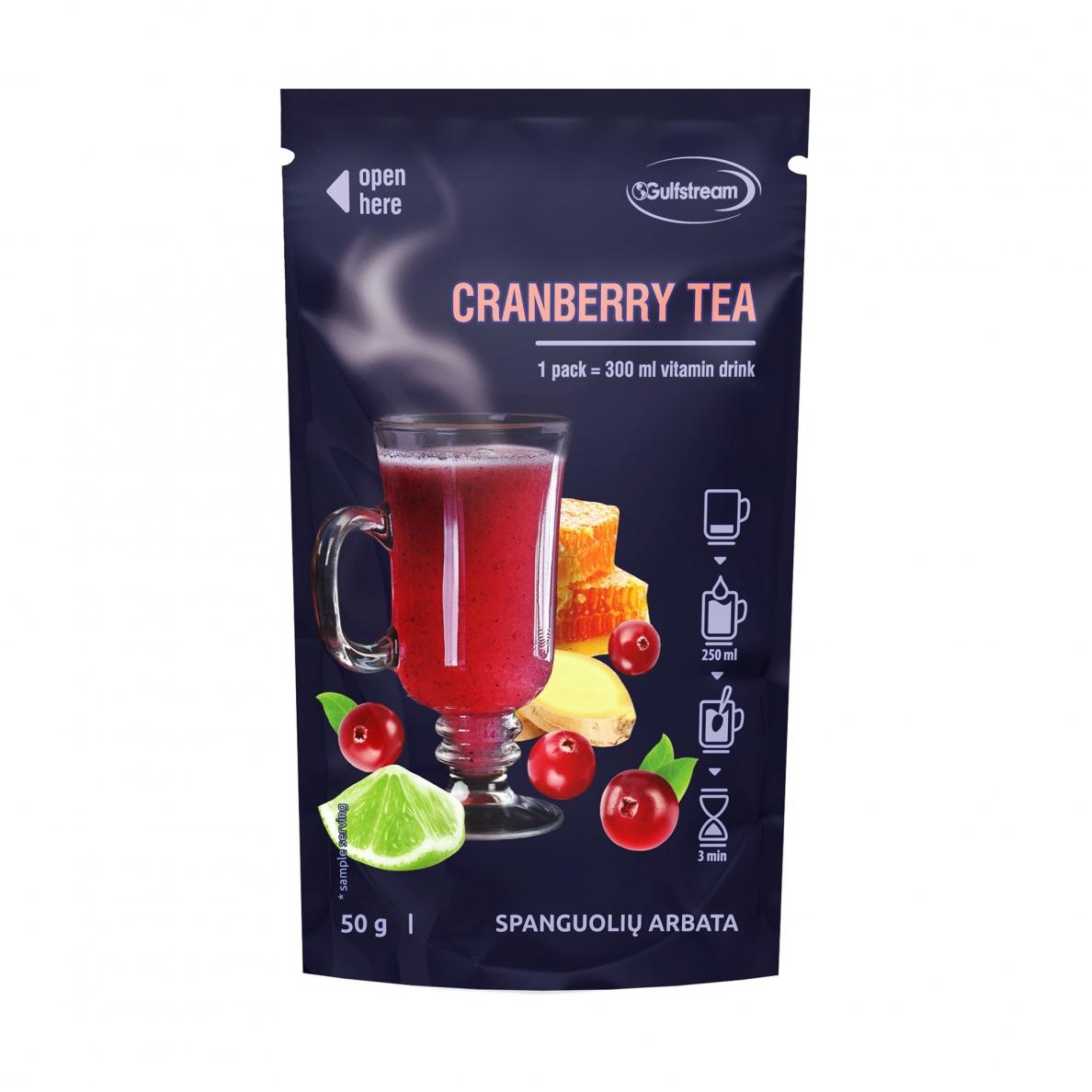 Gulfstream Cranberry Tea