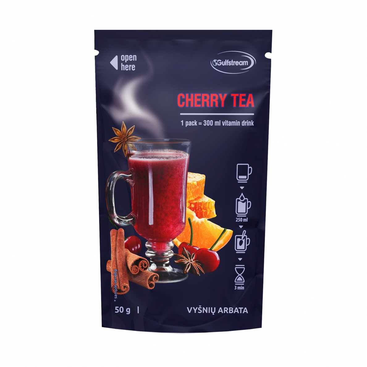 Gulfstream Cherry Tea