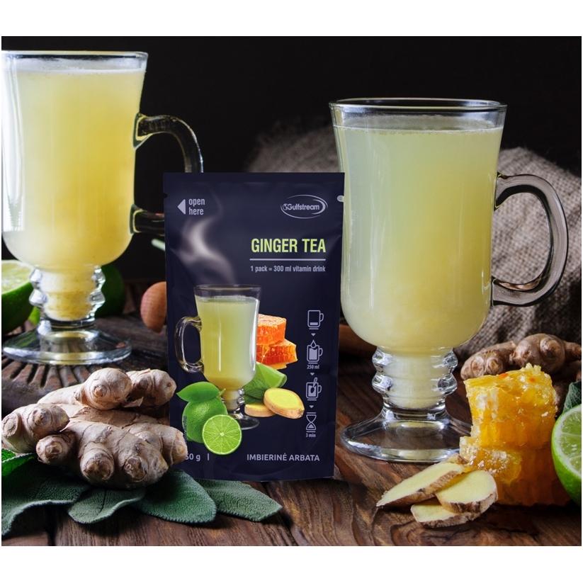 Gulfstream Ginger Tea