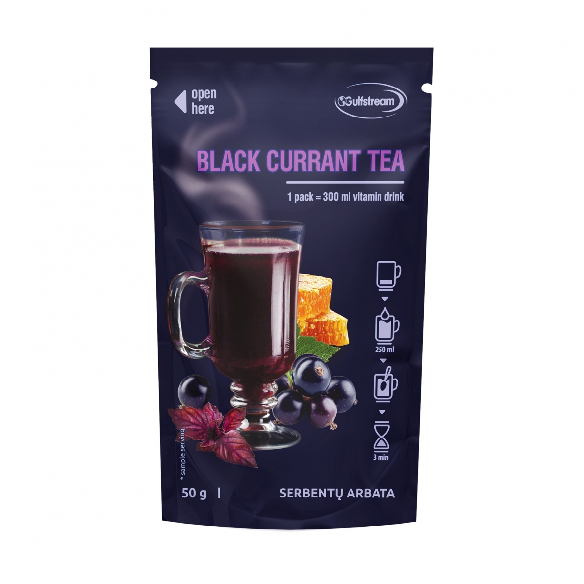 Gulfstream Black Currant Tea