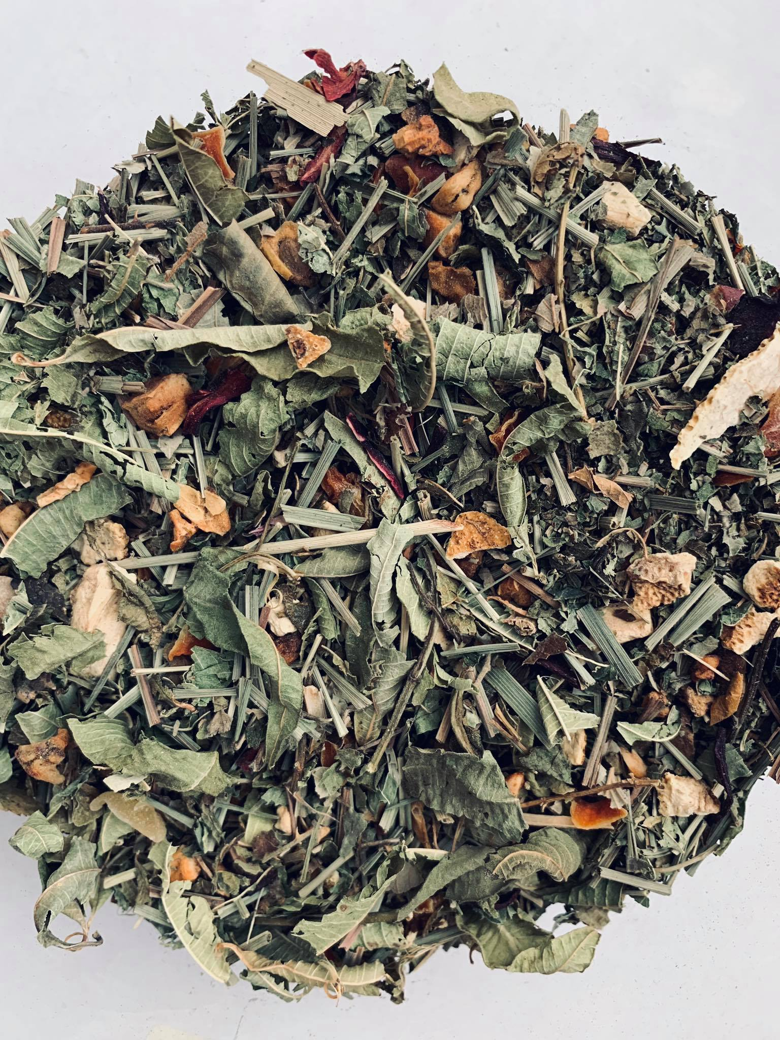 Gurman's Herbal Tea 'WAKE UP'