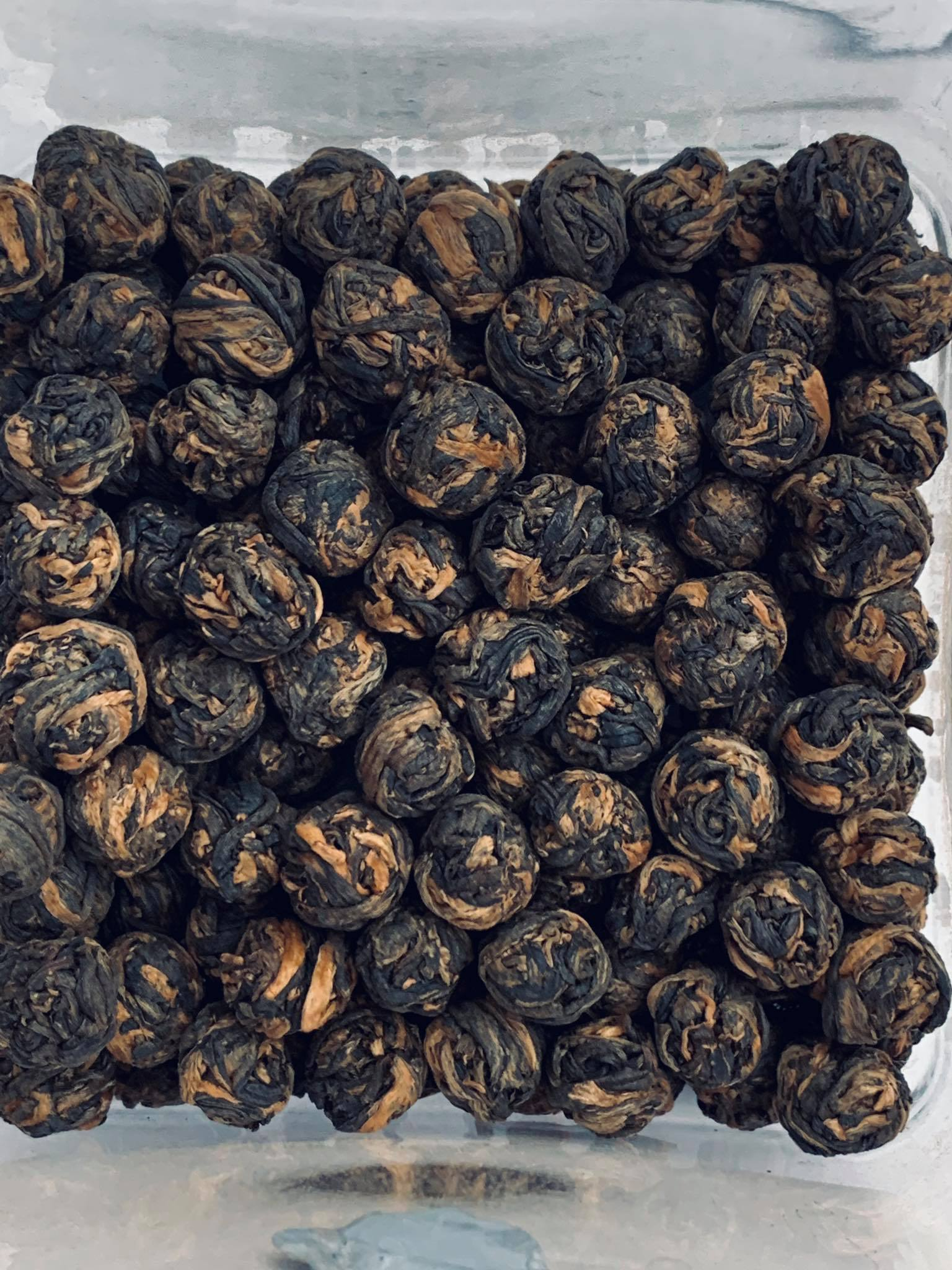 Gurman's Black Dragon Pearls Tea
