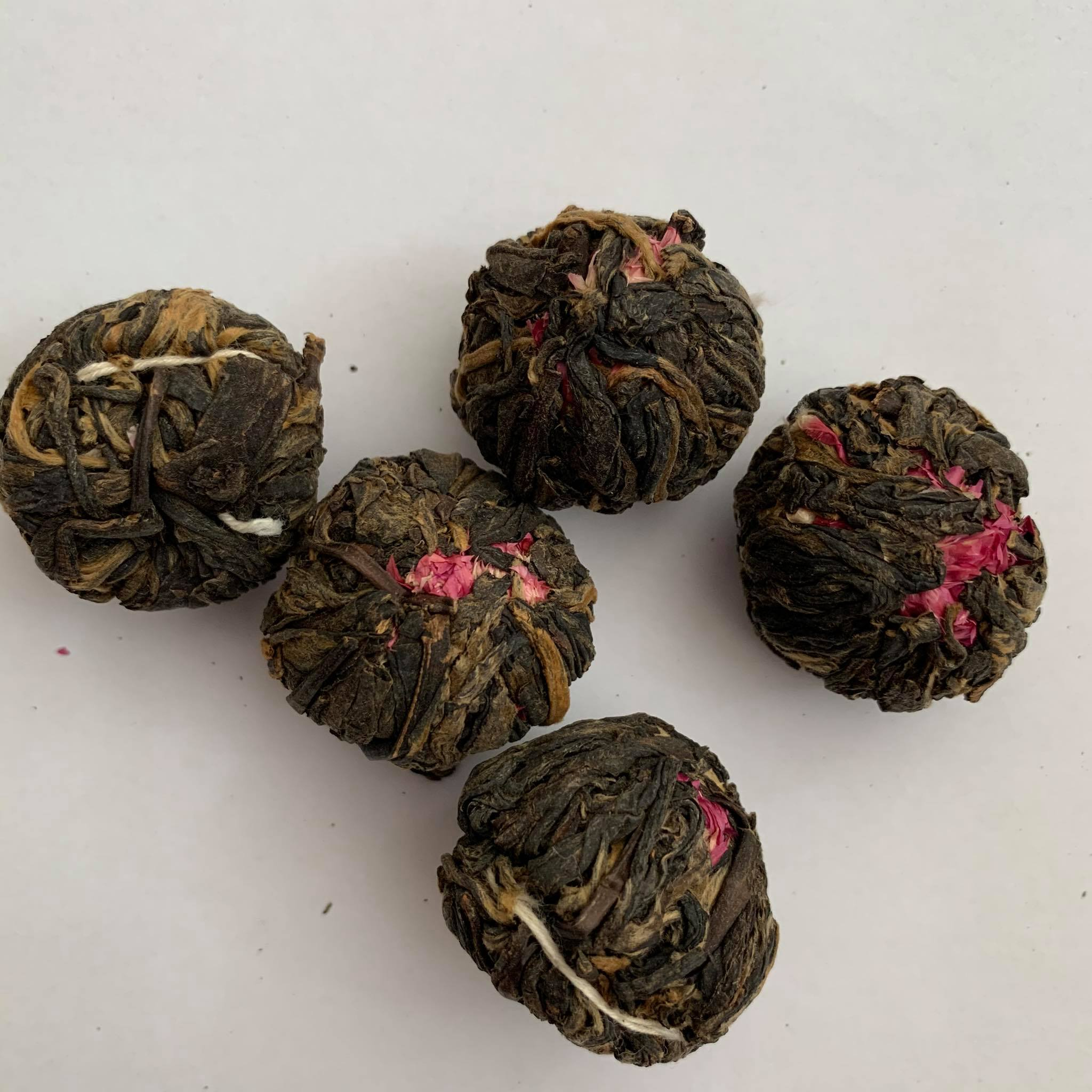 Gurman's Black Blossom Tea
