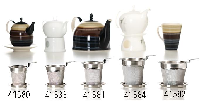 Cha Cult Stainless Steel Tea Strainer - Ø 6 cm