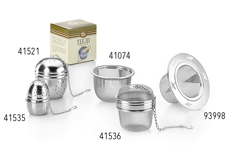 Cha Cult Stainless Steel Tea Ball 'Net' - Ø 6 cm