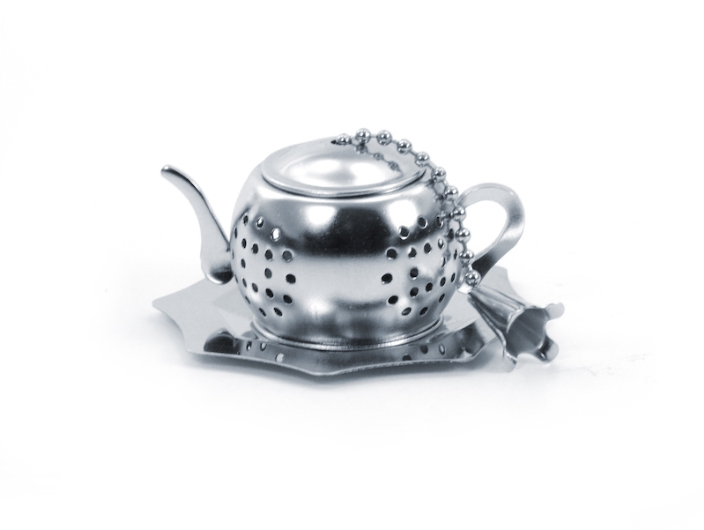 Cha Cult Stainless Steel Tea Ball 'Kettle'