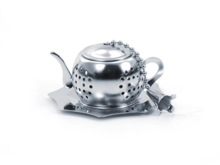 Cha Cult Stainless Steel Tea Ball 'Kettle'