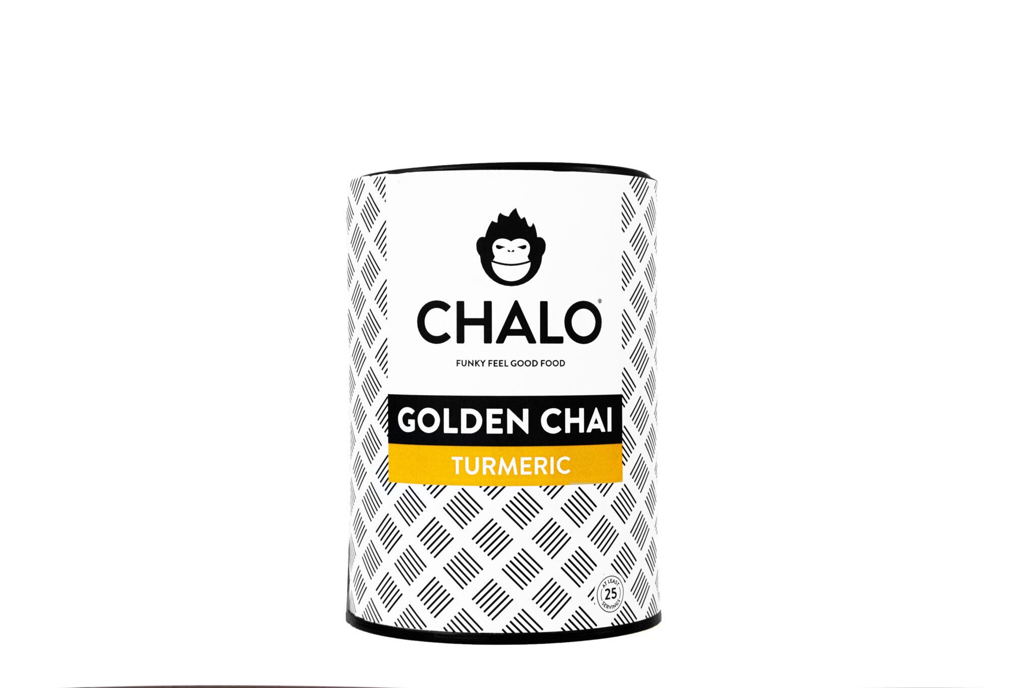 CHALO Golden Turmeric Chai