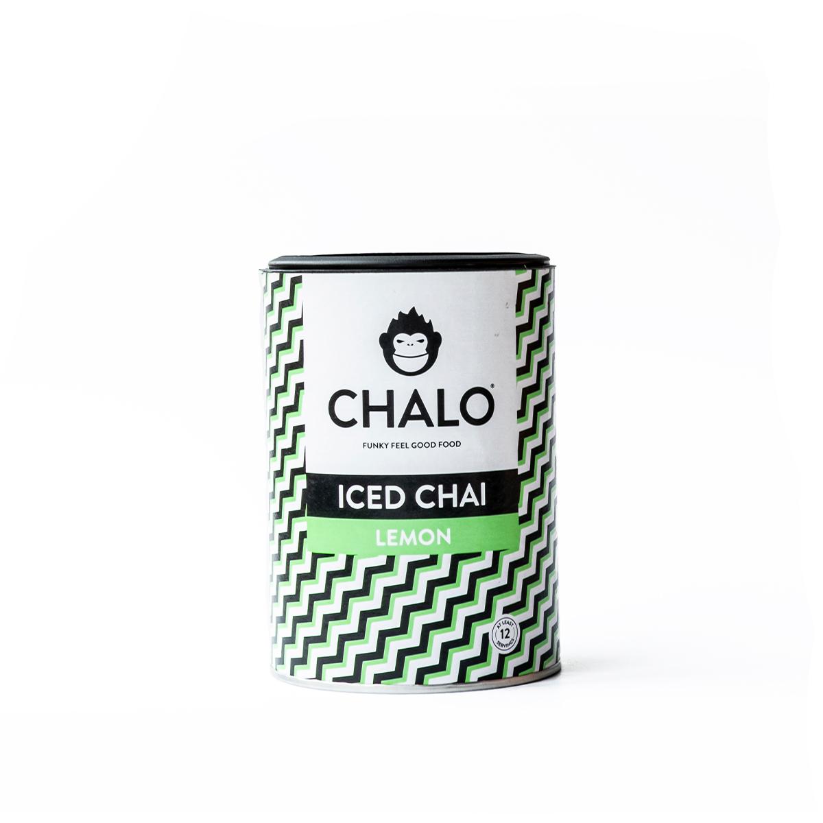 CHALO Lemon Iced Chai