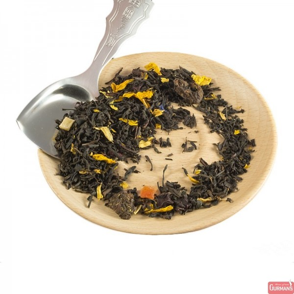 FLAVOURED BLACK TEA 'BOSTON'