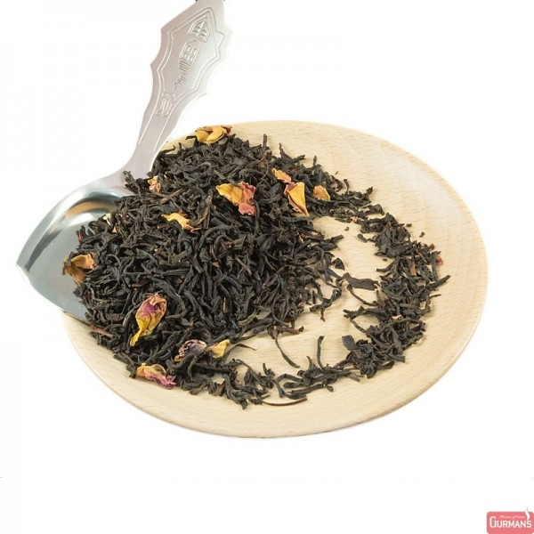 WILD CHERRY FLAVOURED BLACK TEA